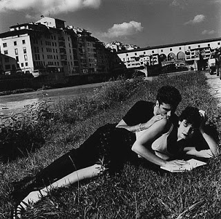 production and location service tuscany and italy Helmut Newton