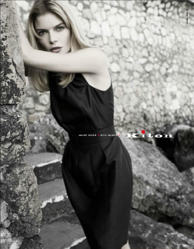 kiton toni thorimbert capri advertising campaign 2012