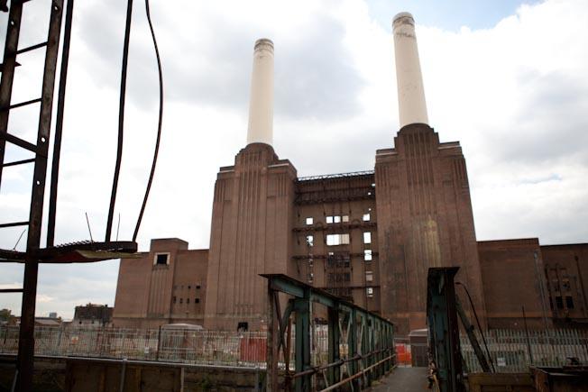 battersea london power station