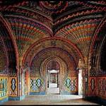 interior sammezzano castle tuscany italy Leccio arabic style