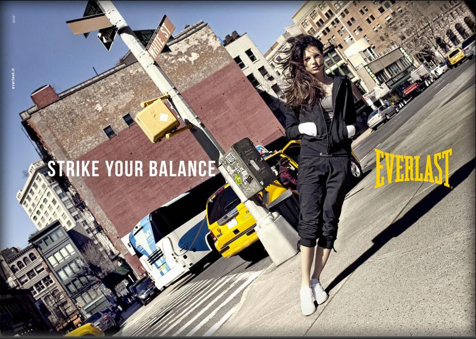 Everlast Campaign, photo Pierpaolo Ferrari, New York
