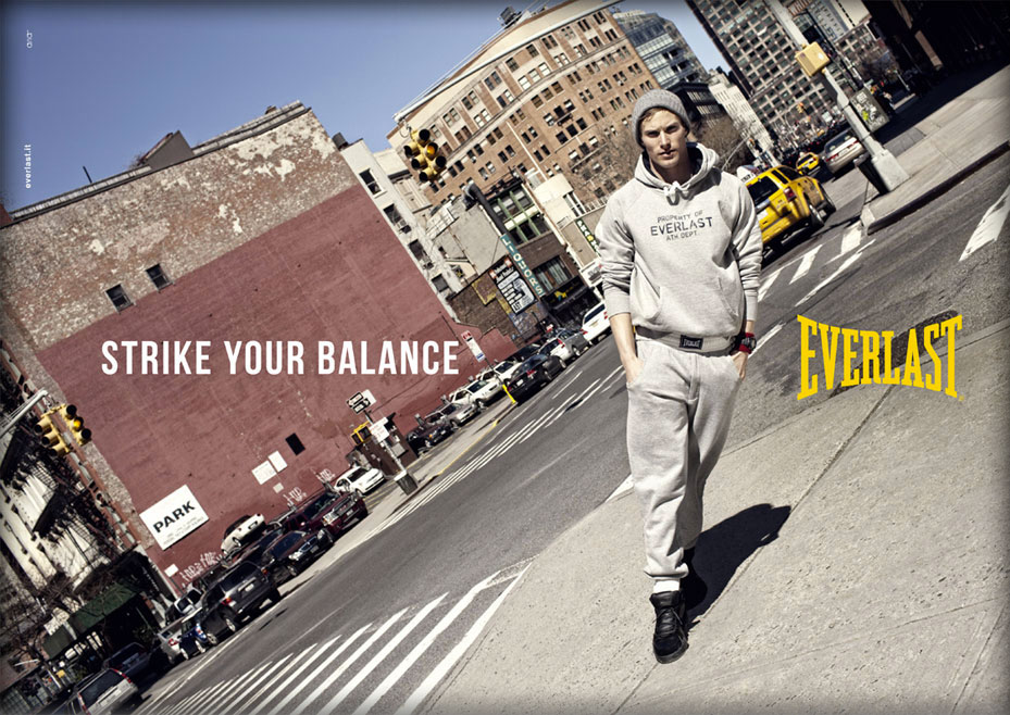 Everlast Campaign, photo Pierpaolo Ferrari, New York