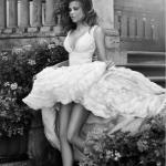 Ilary Blasy for Vanity Fair, ph. Signe Viltrup, stylist Simone Guidarelly