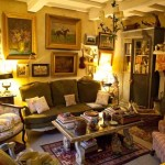 contry tuscan living location florence rural house english style