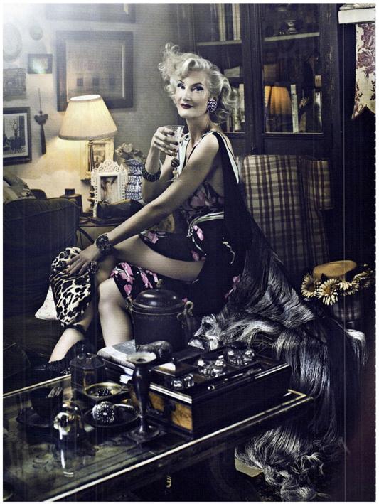 vanity fair stylist Simone Guidarelli, photo Signe Vilstrup, location Tuscany